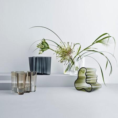 Iittala Aalto vaas. Deze design klassieker past in elk interieur