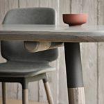 Curv stoel - tafel Sving