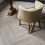 Novilon hout vloer
