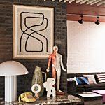 Wanddecoratie door Benjamin Ewing