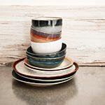 Ceramic 70's middelgrote kom