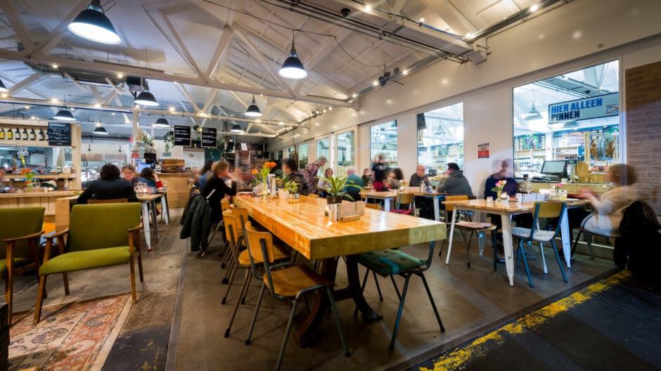 Het lokaal restaurant Amersfoort