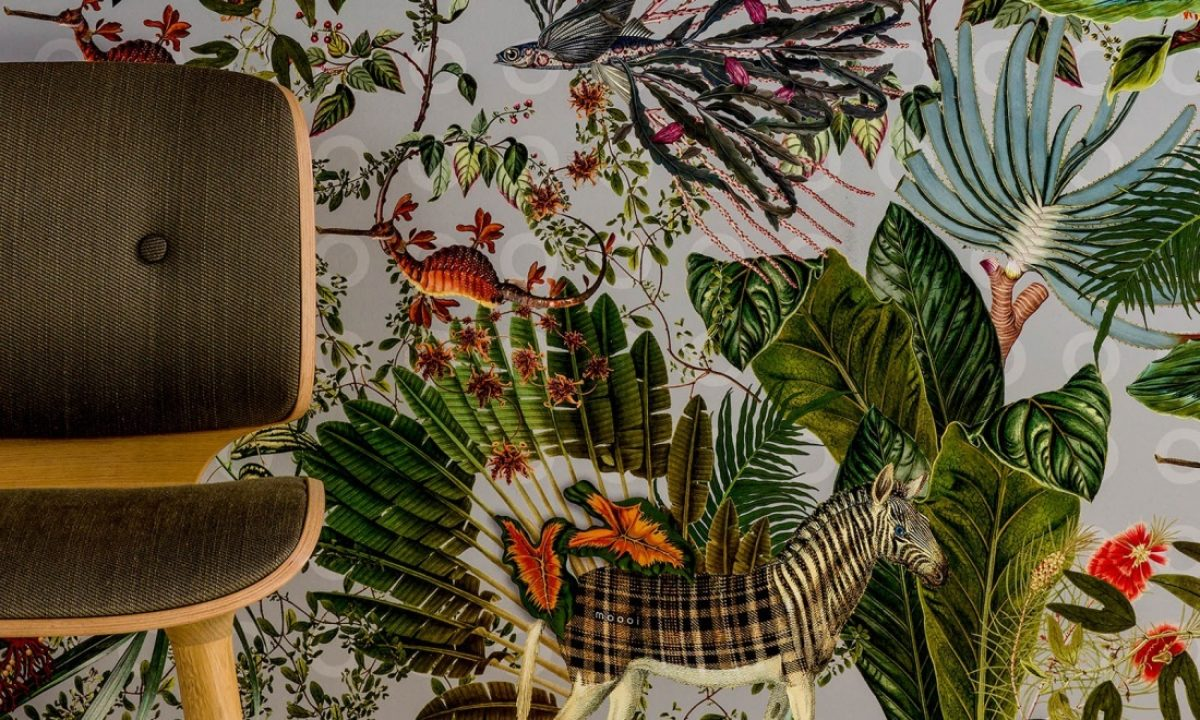 Arte behang wallcovering moooi 05