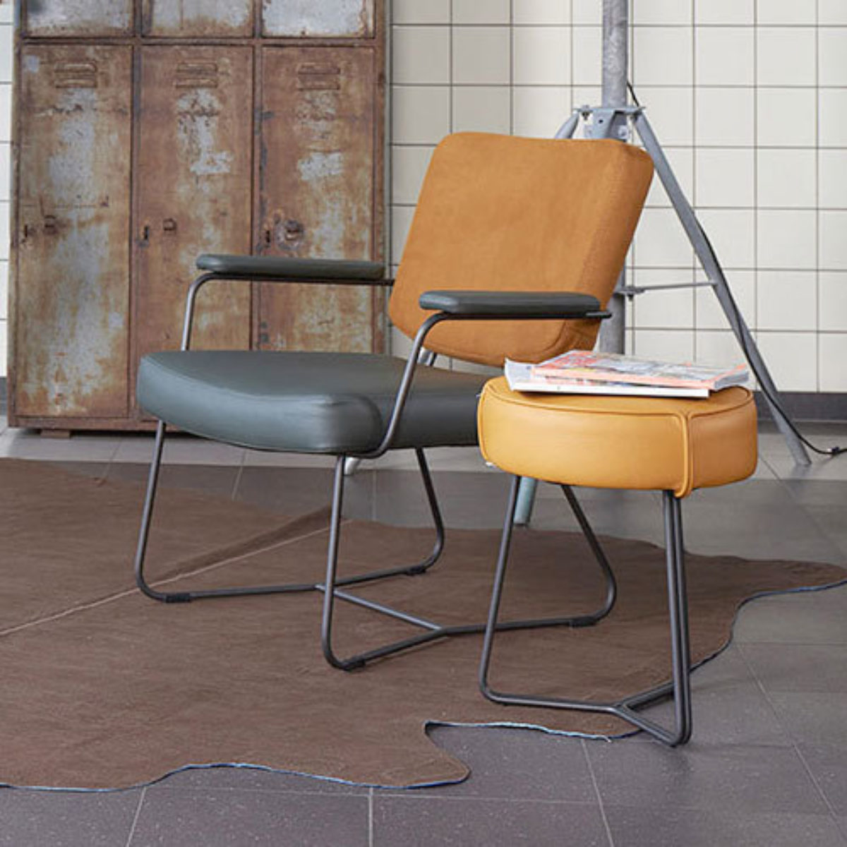 Bert Plantagie chair fauteuil kiko