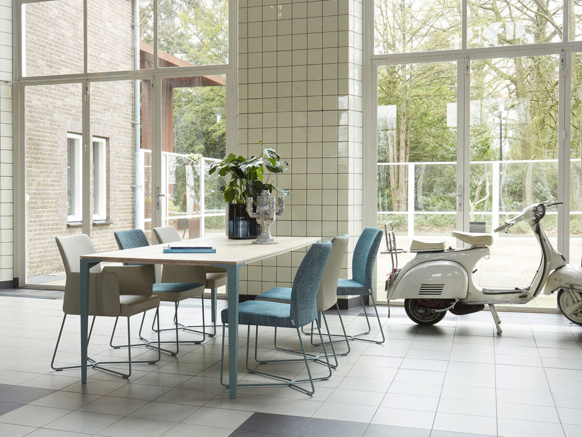 Bert Plantagie Tafel table JOPP stoel chair ULTIMO