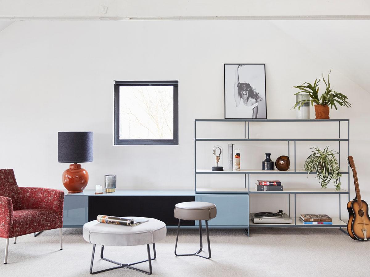 Bert Plantagie kast Luna opzet tv meubel