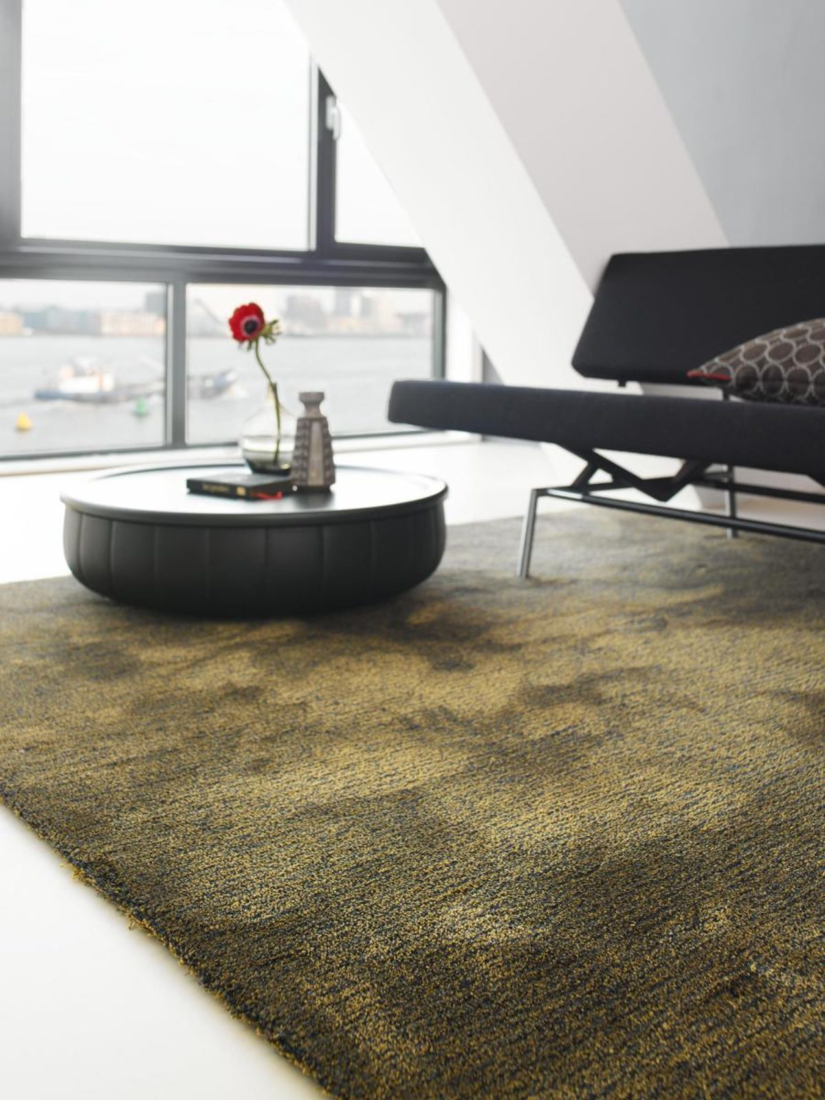 Carpetsign vloerkleed karpet mystique gold h