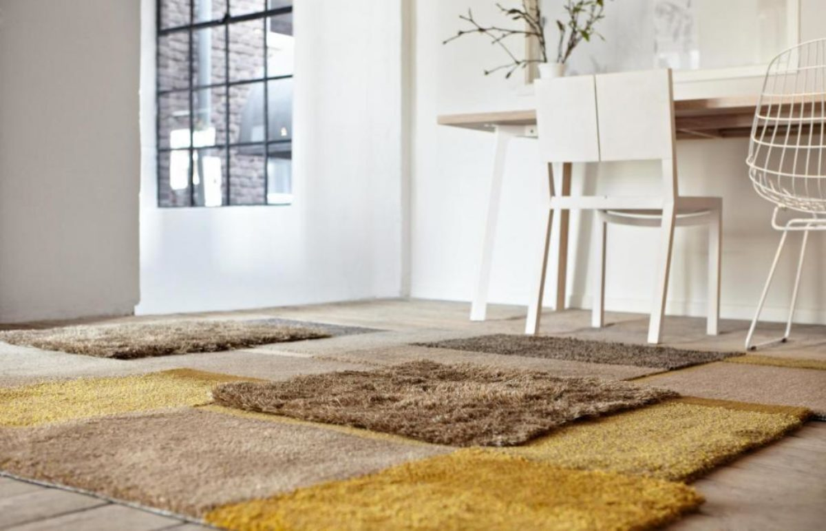 Carpetsign vloerkleed karpet salinas de maras ash gold b