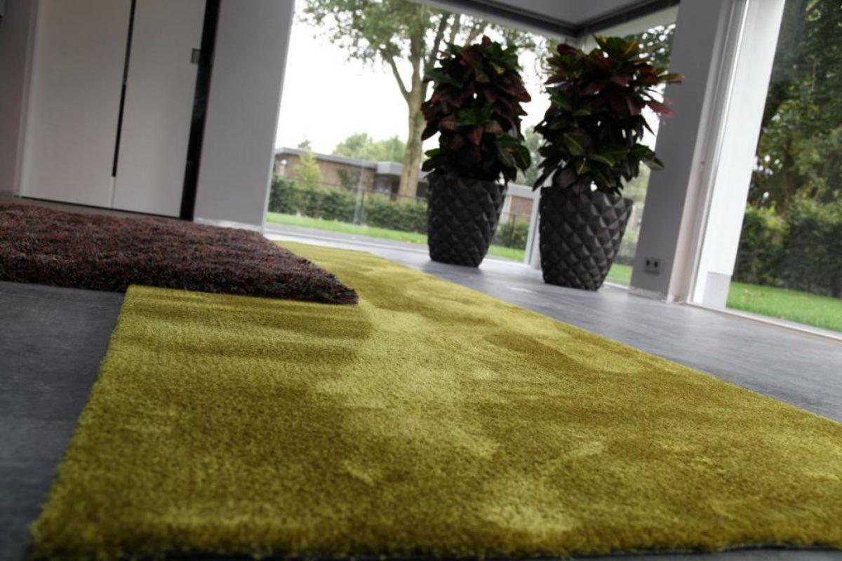 Carpetsign vloerkleed karpet metropolis uni gecomineerd met suavage ambient