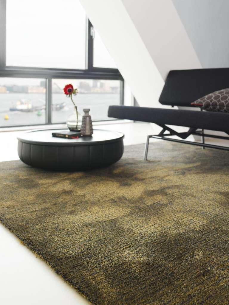 Carpetsign vloerkleed karpet mystique gold h