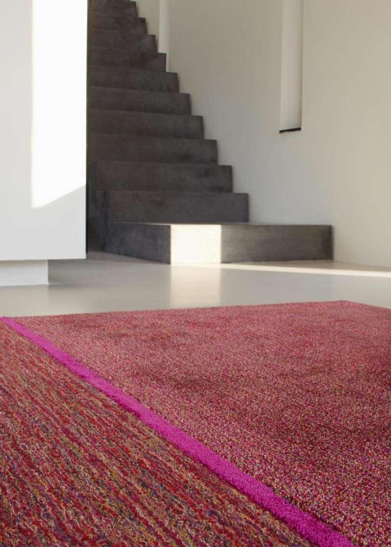 Carpetsign vloerkleed karpet connect rose h