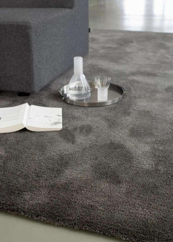 Carpetsign vloerkleed karpet lilain grey h