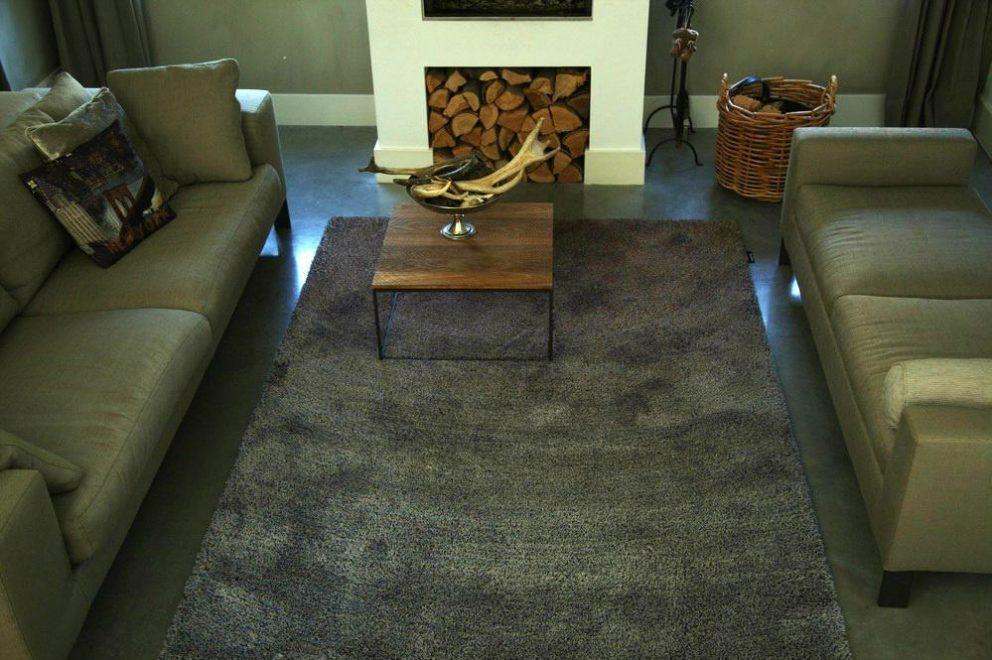 Carpetsign vloerkleed karpet sauvage degrade taupe haard ambient