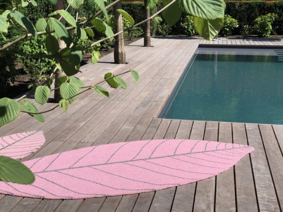 Carpetsign vloerkleed karpet Symbiosis Leaf high res