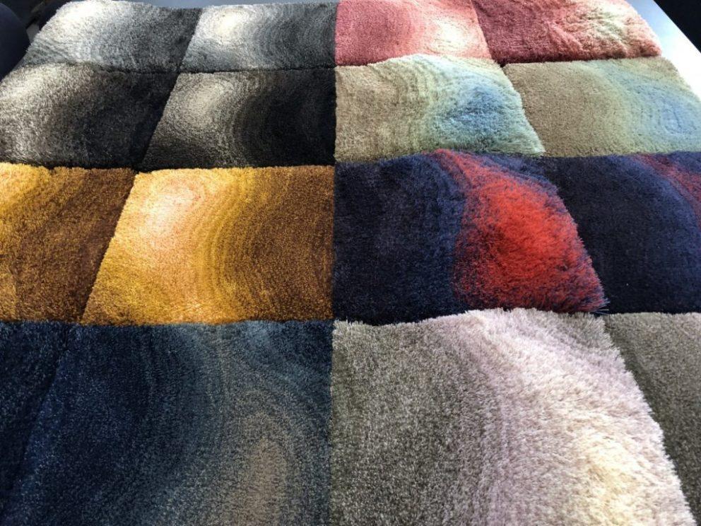 Carpetsign vloerkleed karpet colour variants contour