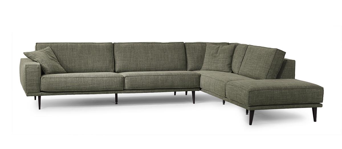 Cartelliving sofa hoekbanken Finley 2 vrij