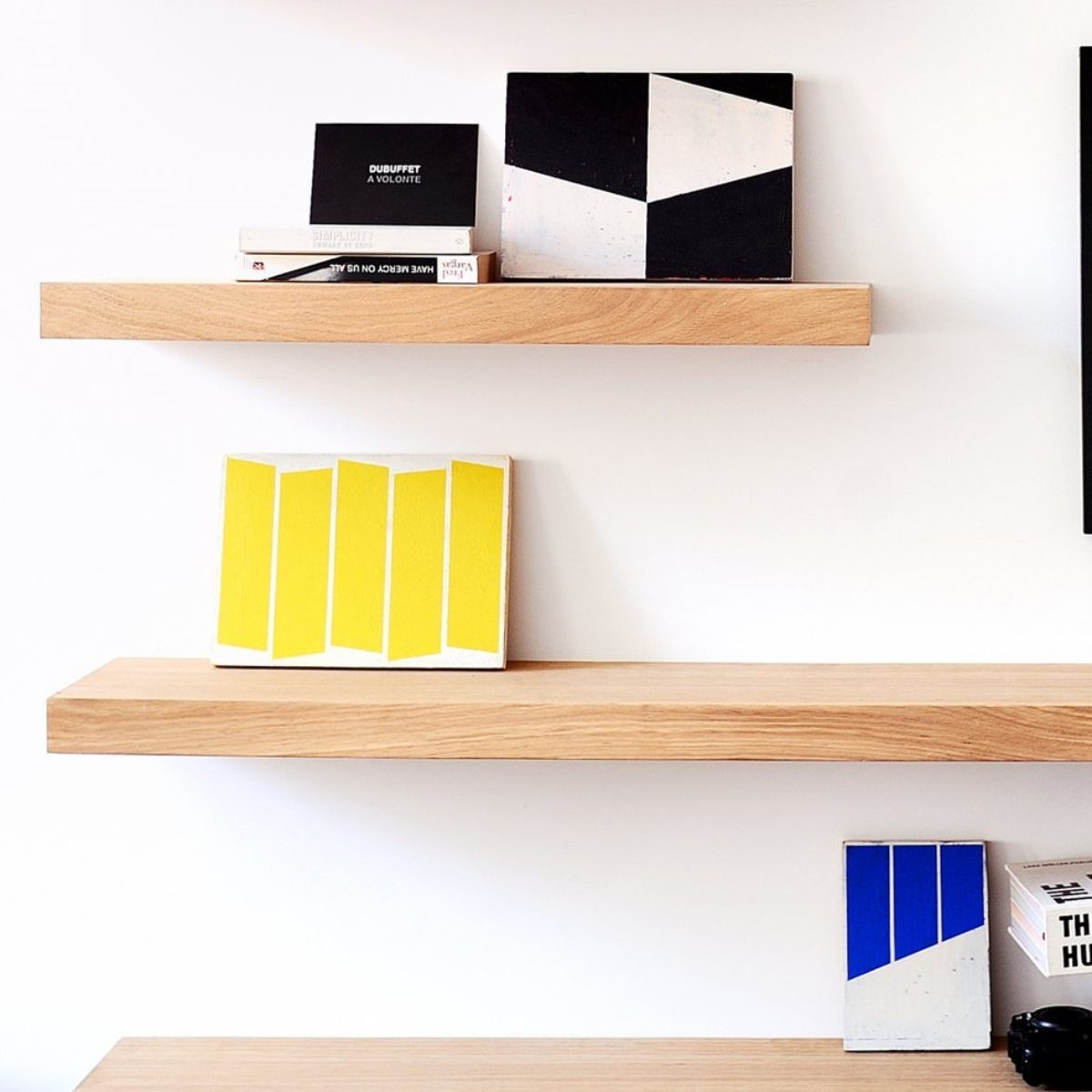 Ethnicraft OA Wall shelves 02