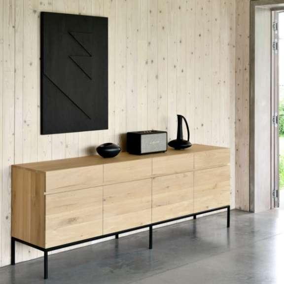 Ethnicraft Oak Ligna sideboard 04