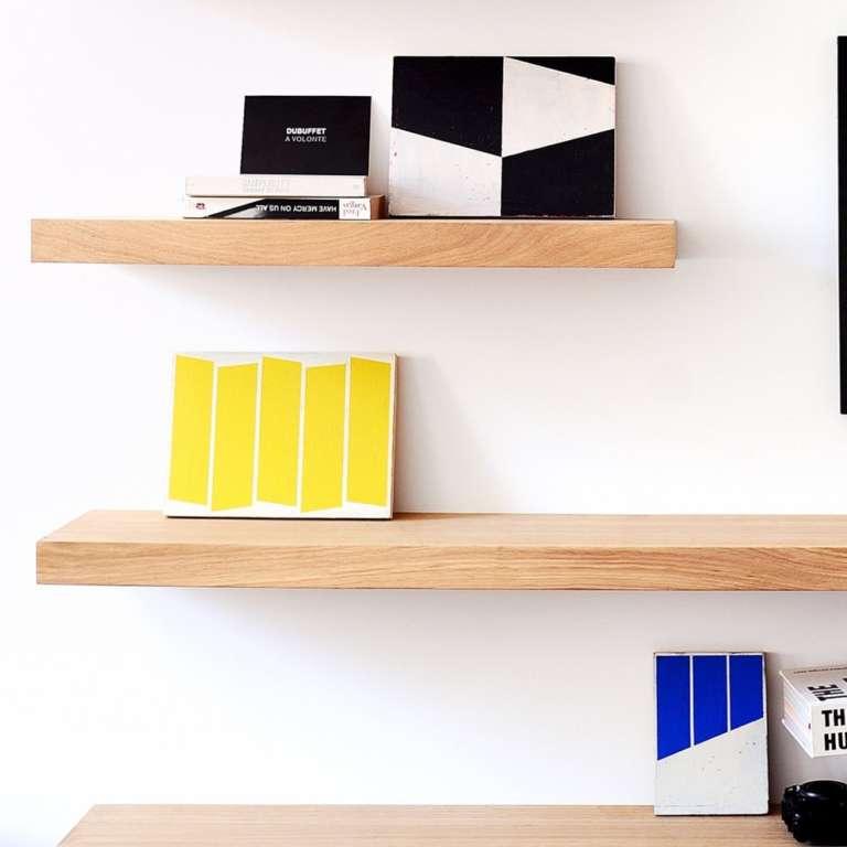 Ethnicraft OA Wall shelves 02