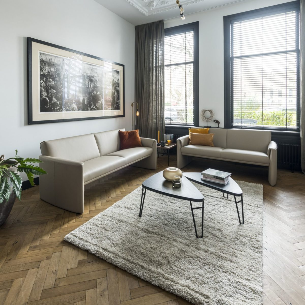 Évidence Boavista Leolux sofa bankstel 2018 A 024