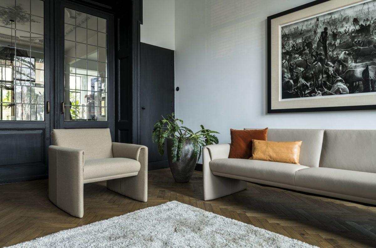 Évidence Boavista Leolux sofa bankstel 2018 A 030