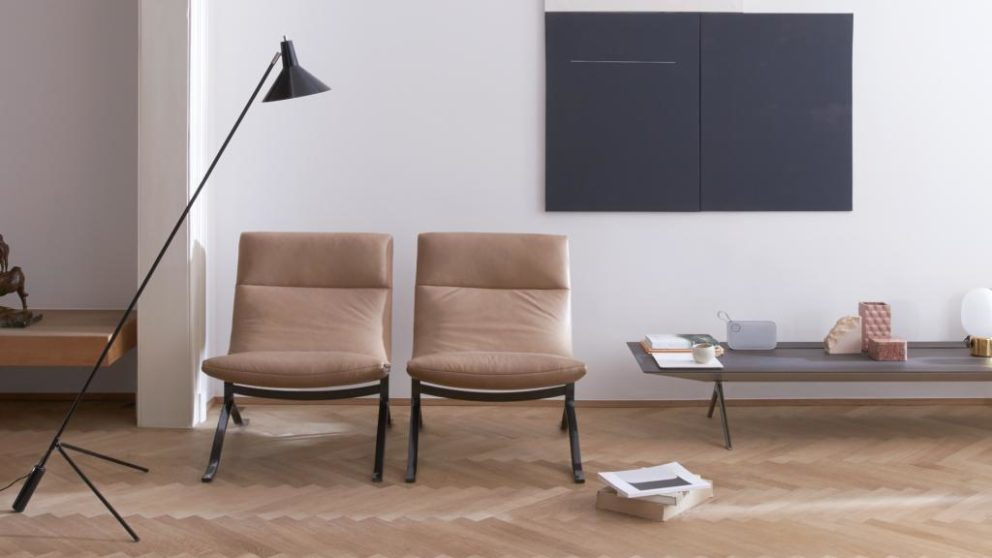 Eyye collectie fauteuil chair relax Juno 01