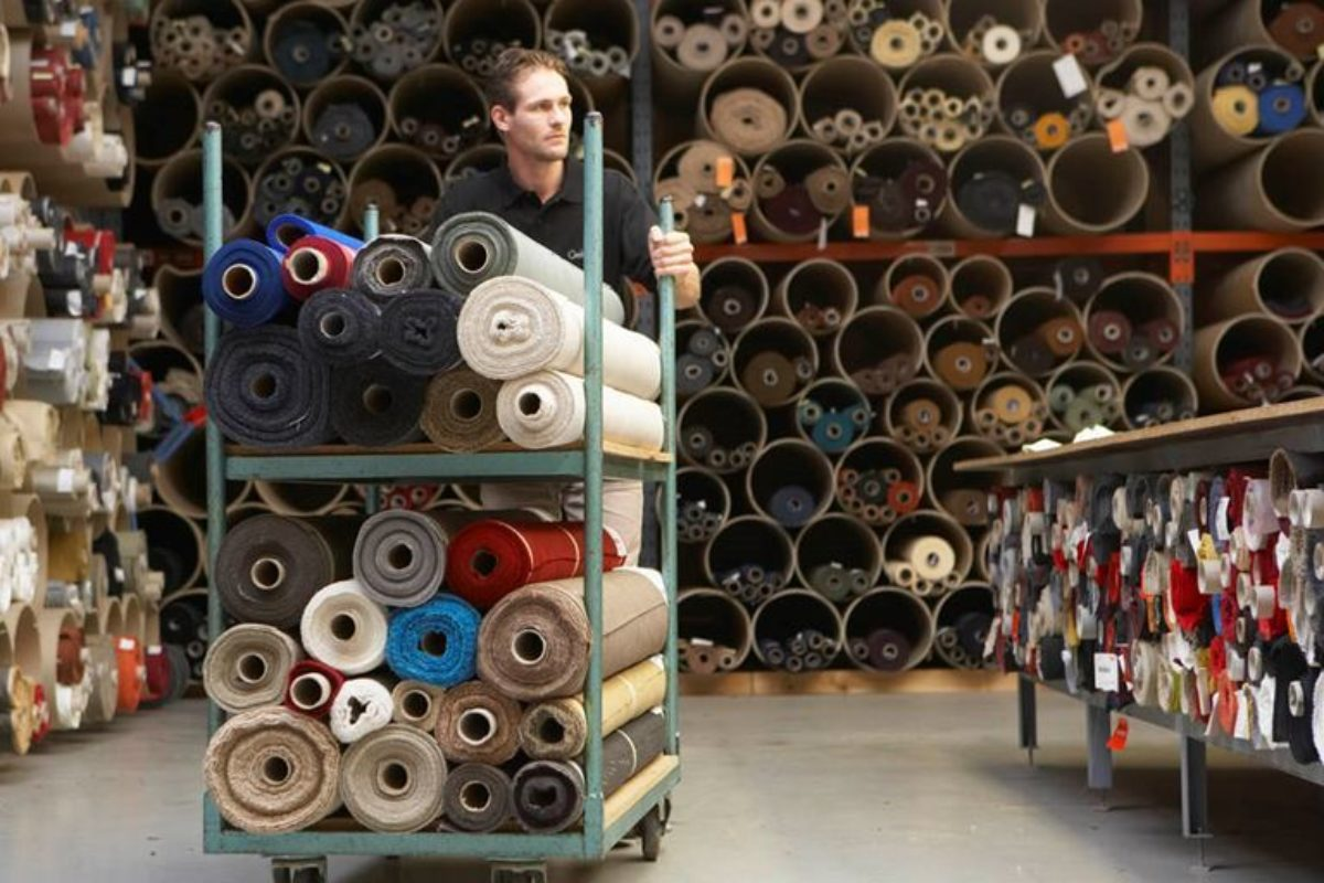 Gelderland meubelen stof