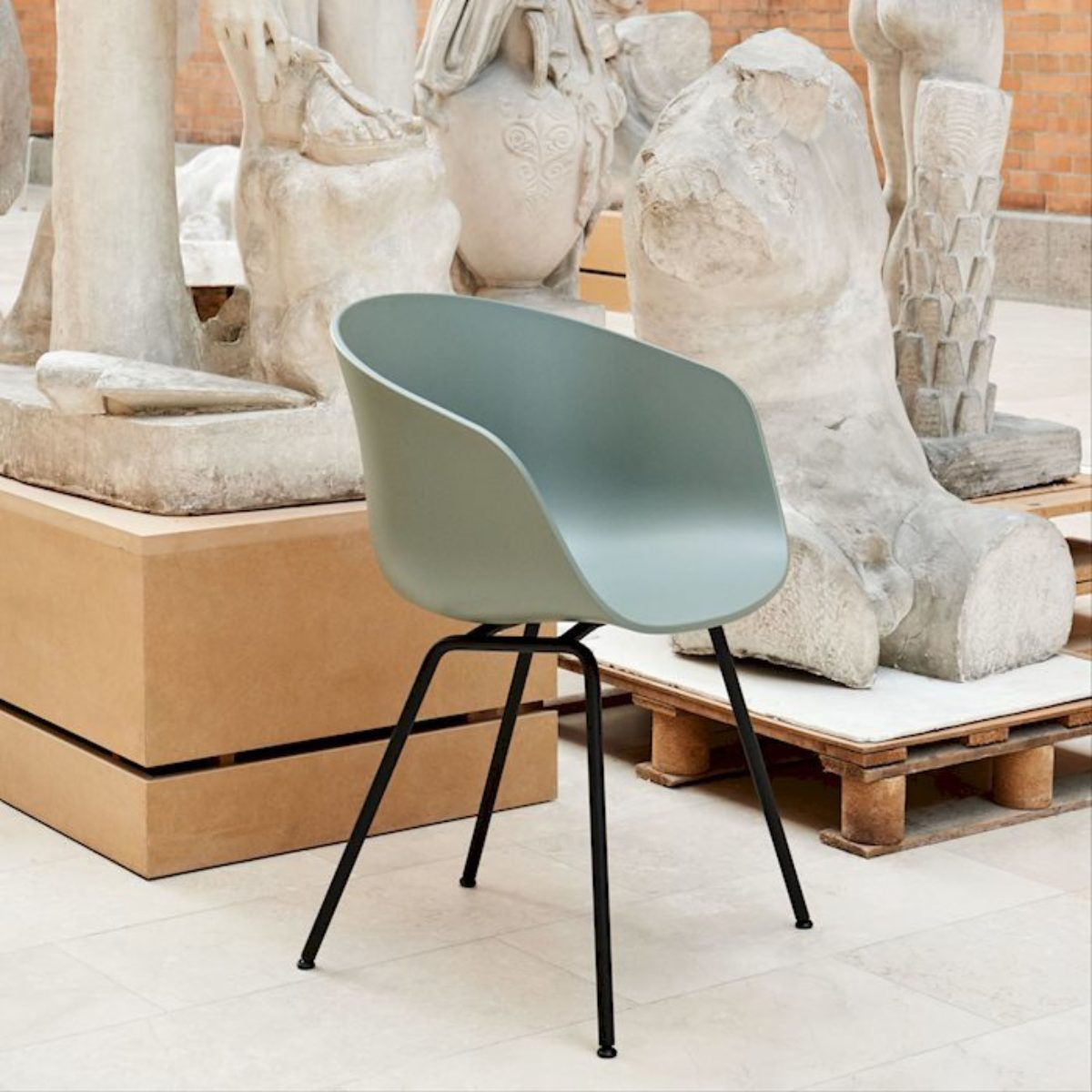 Hay collectie meubelen chair table 08