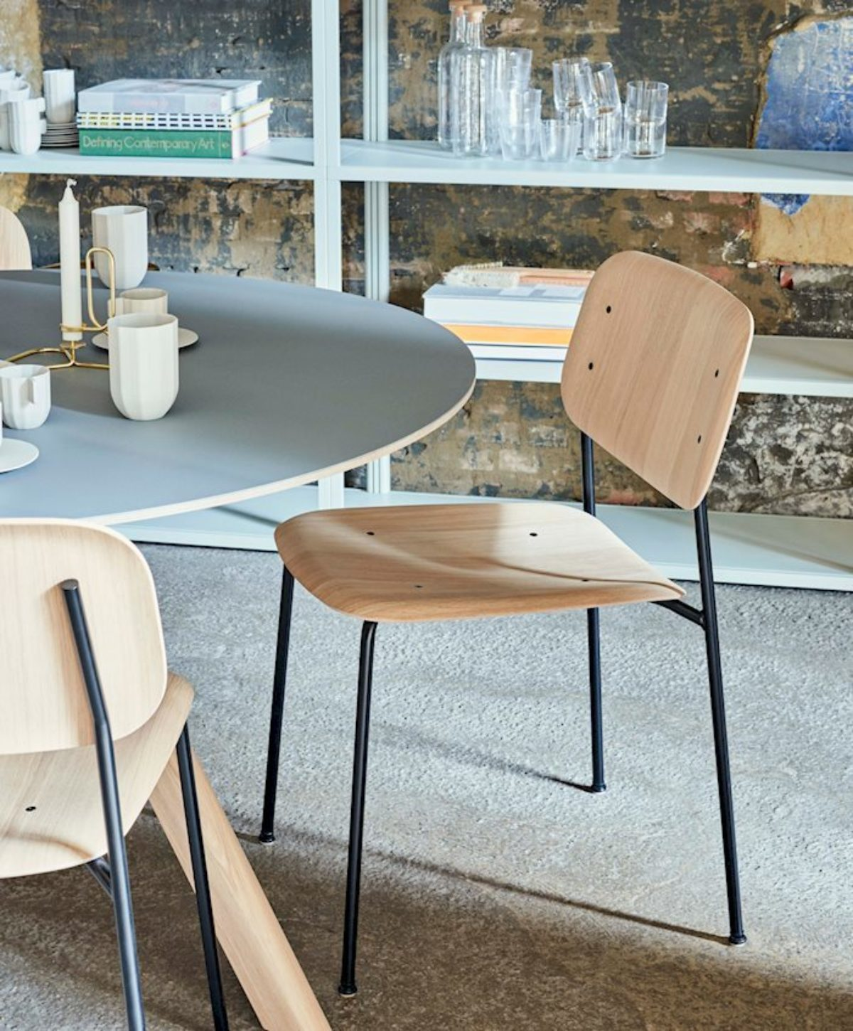 Hay collectie meubelen chair table 05