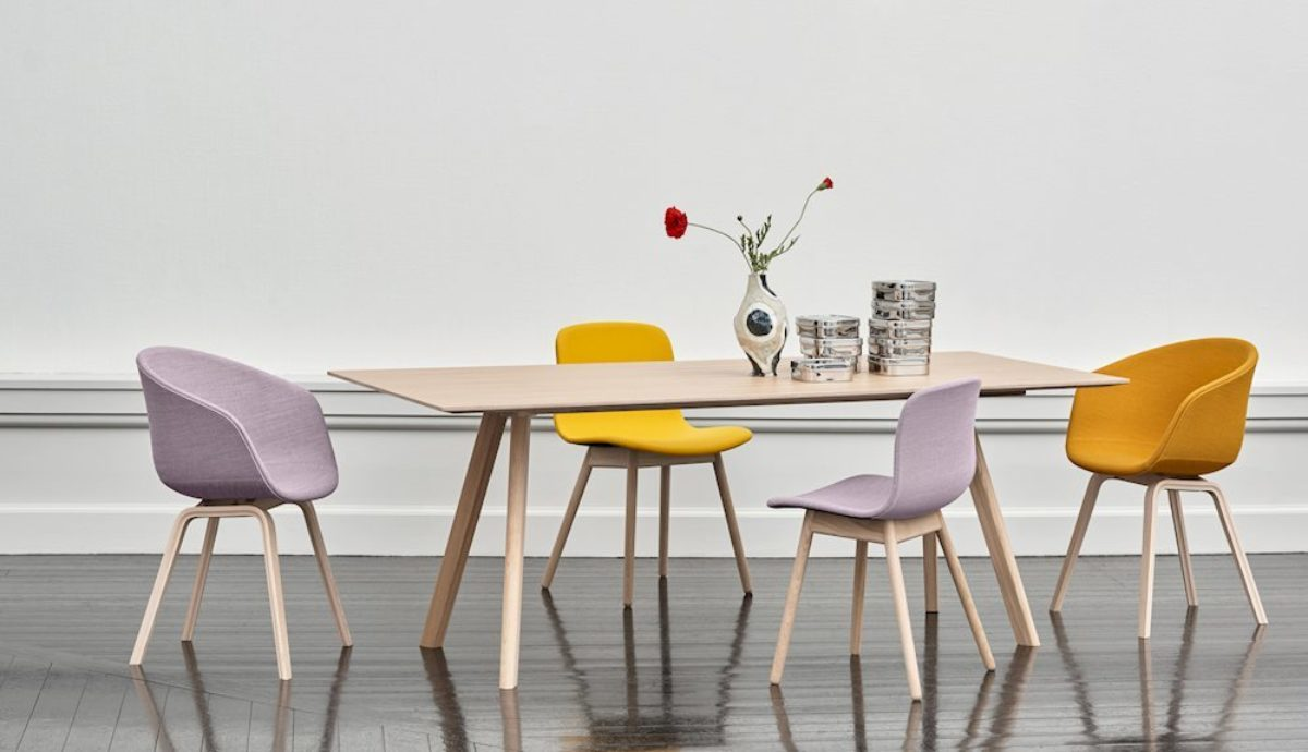 Hay collectie meubelen chair table 06