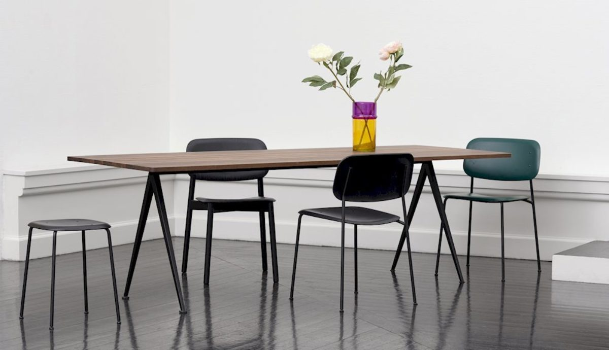 Hay collectie meubelen chair table 07