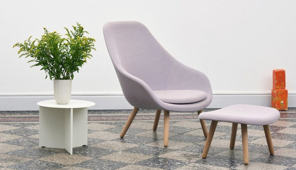 Hay collectie meubelen chair fauteuil 01