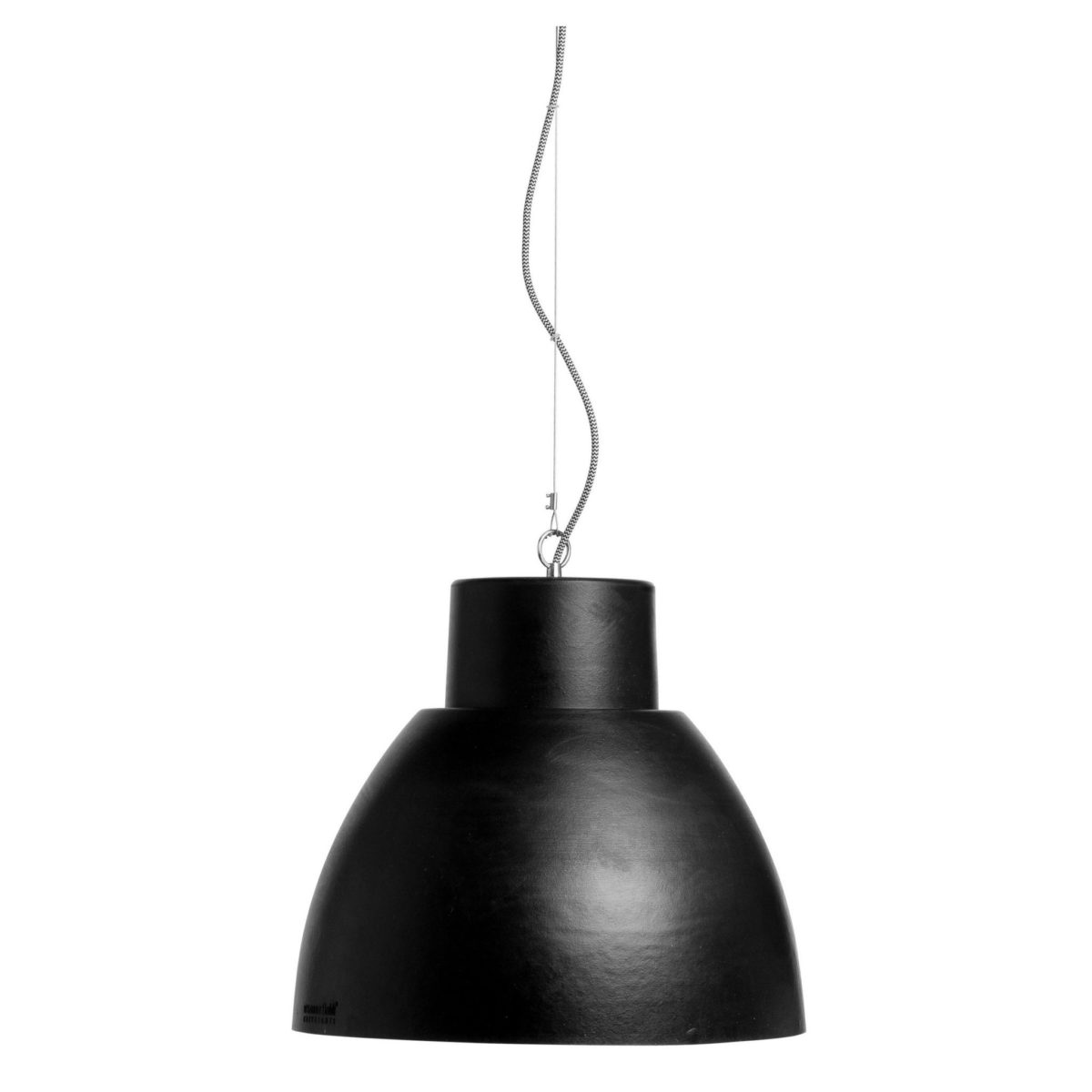 Its about Romi Stockholm hanglamp zwart