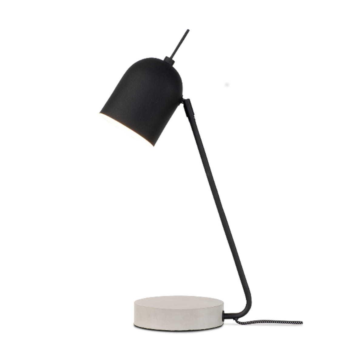 Tafellamp madrid zwart about Romi