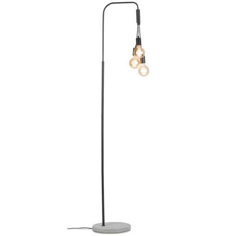 Its About Ro Mi Oslo Floor Lamp zwart