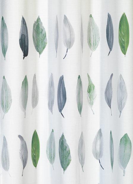 Kendix gordijnen in between vitrage stoffen collectie 0119440015 botanical leaf t 15 sfeer