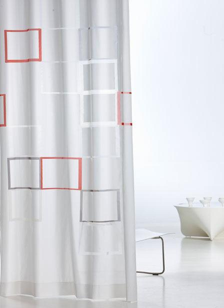 Kendix gordijnen in between vitrage stoffen collectie oblong sfeer
