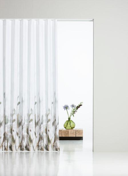 Kendix gordijnen in between vitrage stoffen collectie yosh sfeer