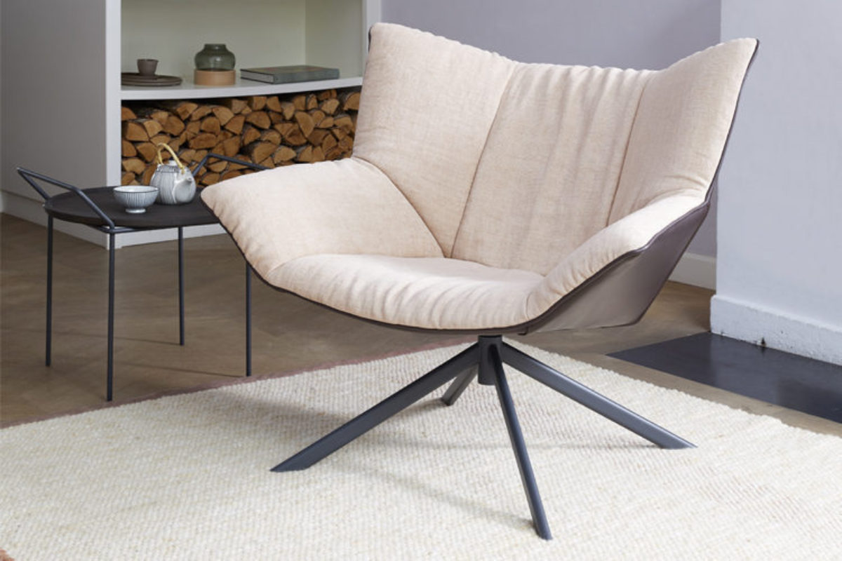Gustav label fauteuil chair relax 1