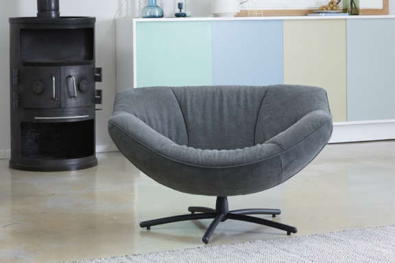 Gigi Soft label chair relax fauteuil 5
