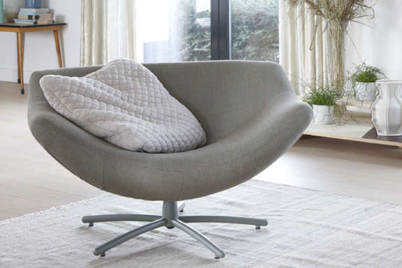 Gigi soft label chair fauteuil relax stof1