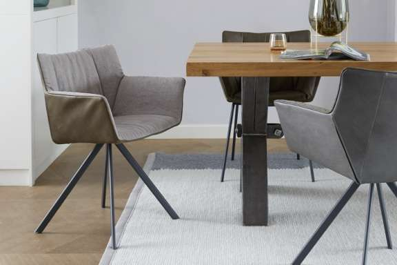 Gustav label chair eetkamerstoel
