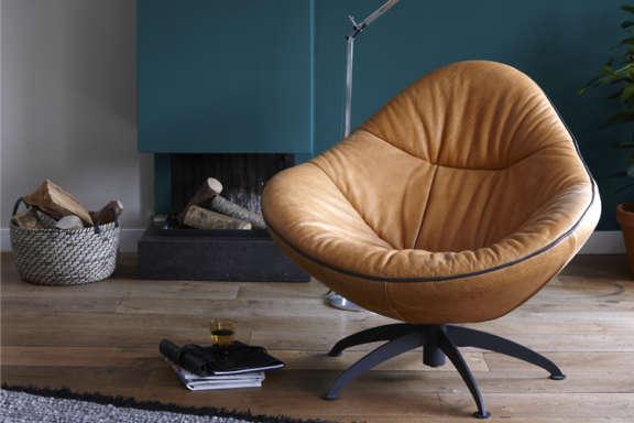 Hidde soft fauteuil label chair relax 1