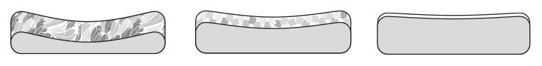 Leloux Bellice verschillende soorten zitcomfort