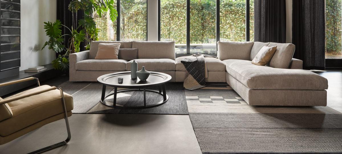 Linteloo sofa hoekbank fabio