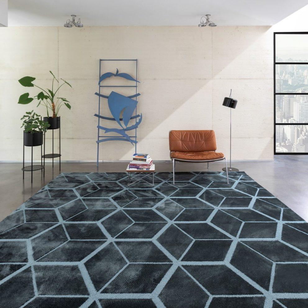 Millenerpoort karpet vloerkleed kubik 01