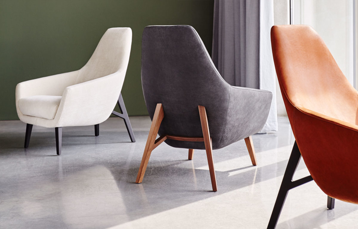 Montis chair fauteuil relax collectie Enzo 1