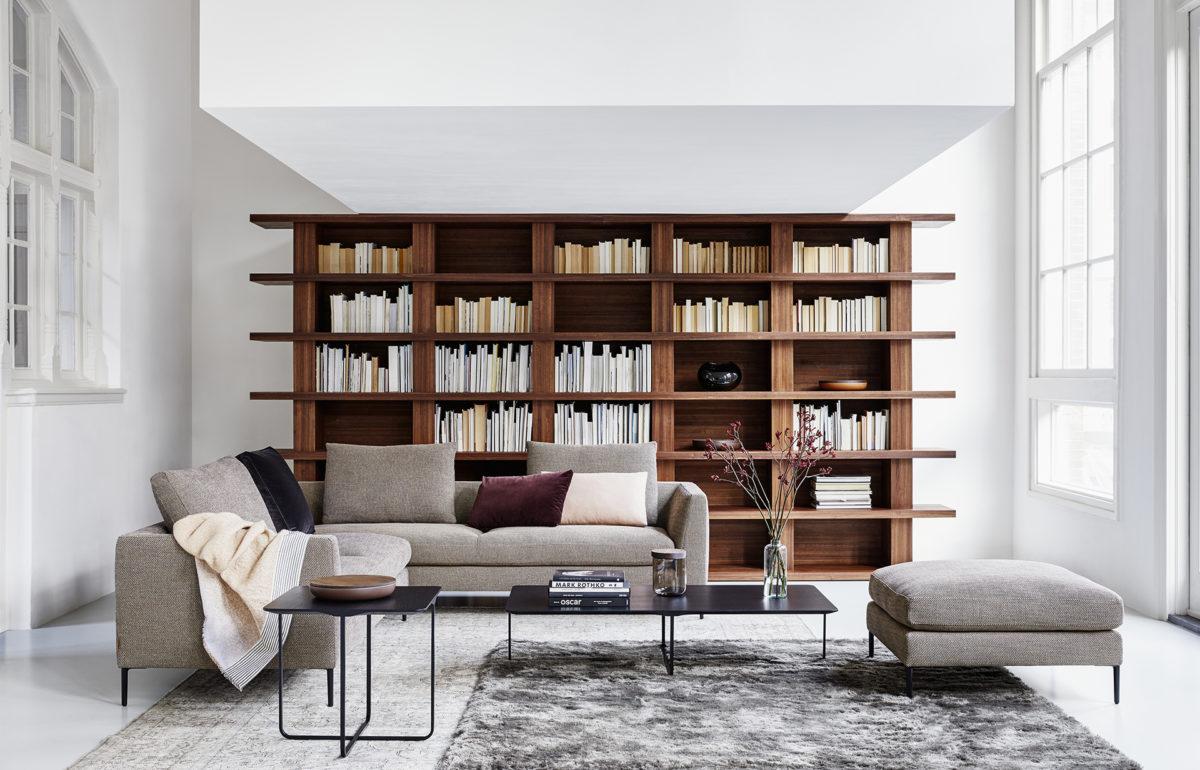 Montis sofa hoekbanken chairs fauteuil collectie Daley 1