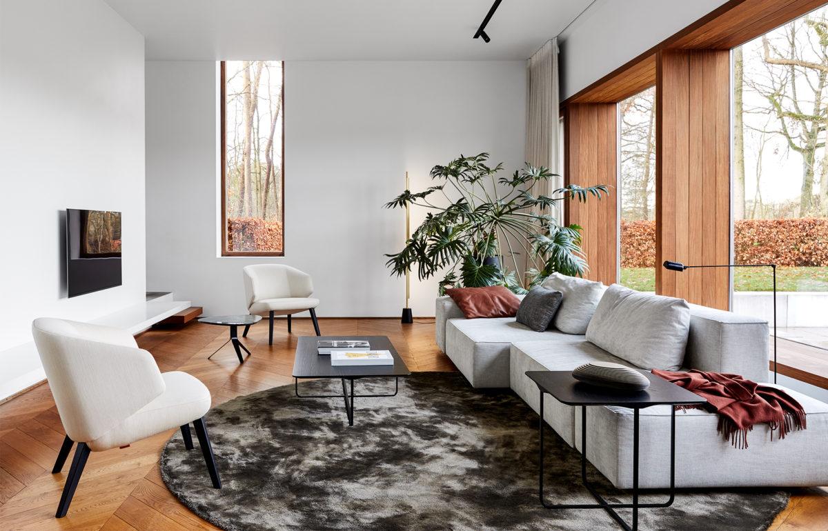 Montis sofa hoekbanken chairs fauteuil collectie Domino 18 3
