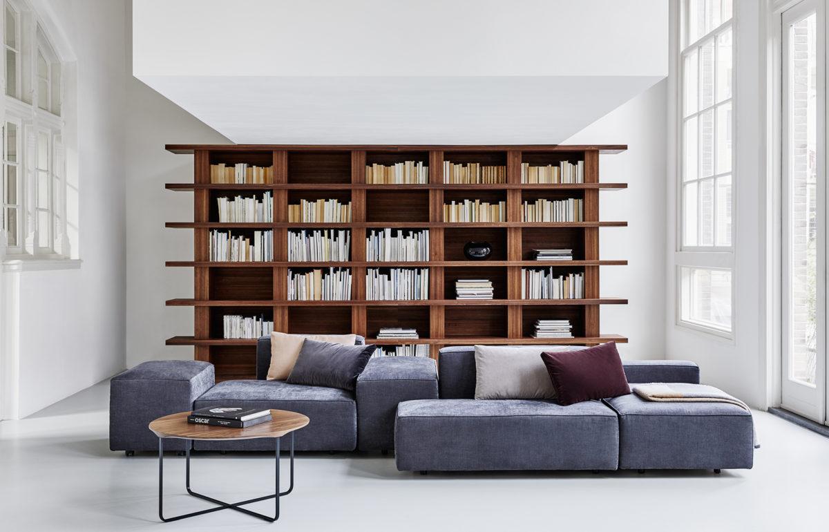 Montis sofa hoekbanken chairs fauteuil collectie Domino 18 4